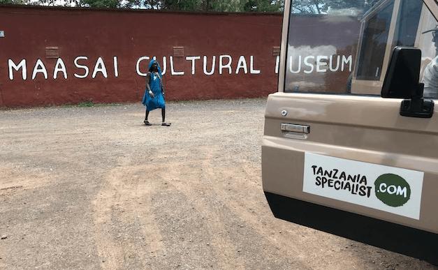 Musée Massaï Arusha Tanzanie