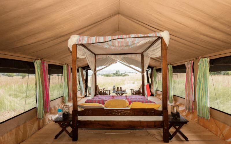 Tingitana Wilderness Camp au Serengeti