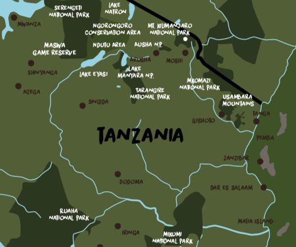 Tanzanie tout savoir